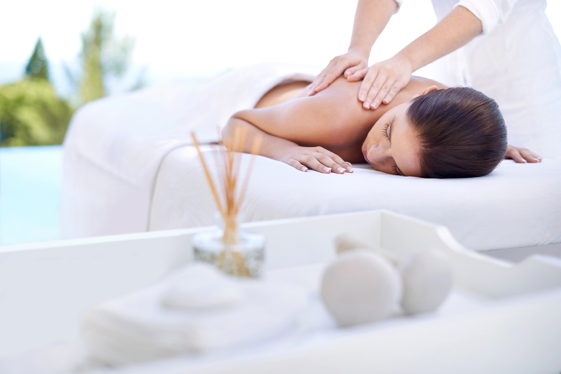 need for a massage
