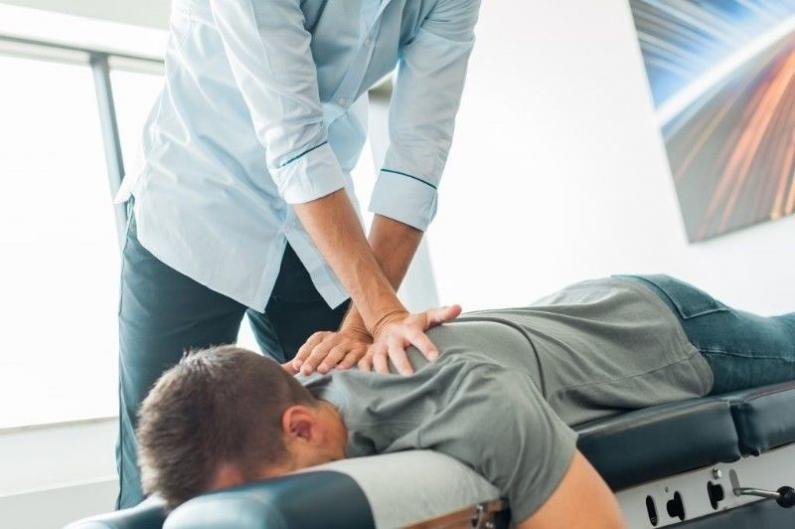 finding a chiropractor