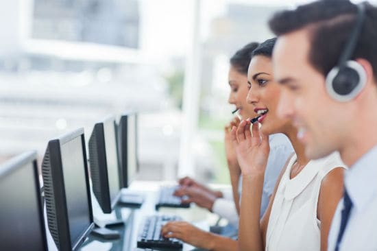 call center software solutions